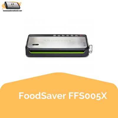 envasadora al vacio FoodSaver FFS005X