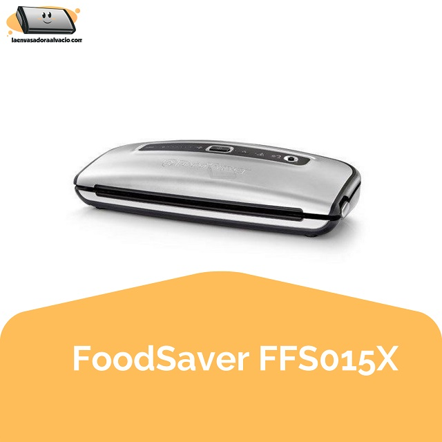 envasadora al vacio FoodSaver FFS015X