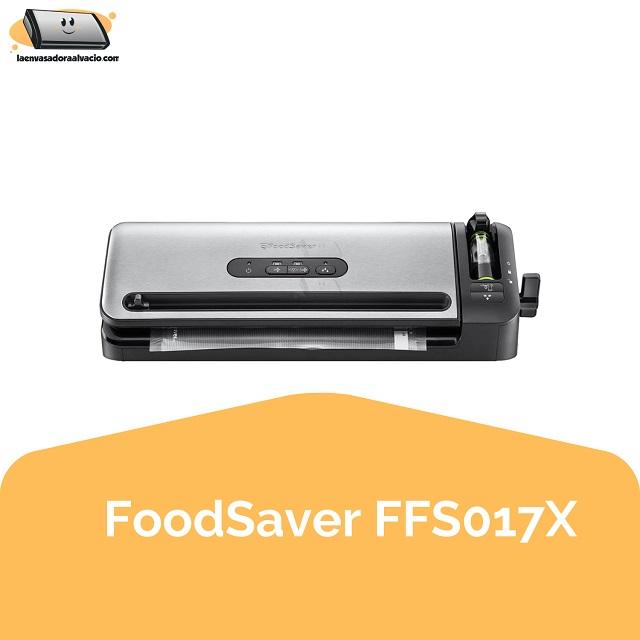envasadora al vacio FoodSaver FFS017X